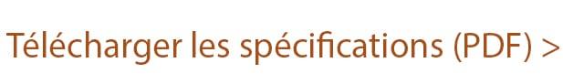 Télécharger les spécifications (PDF)