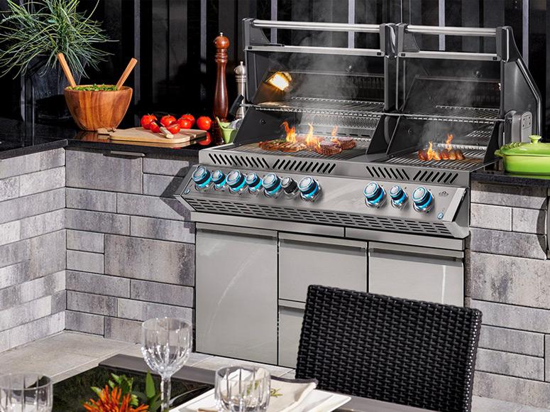 Aménager la cuisine d'été extérieure parfaite