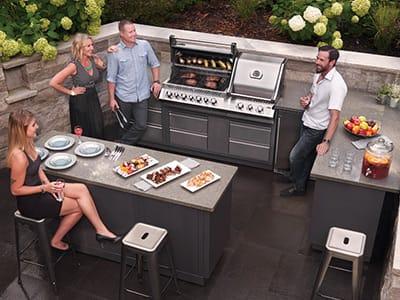 Barbecues et cuisines extérieures | Foyer Rustique