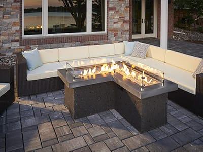 Tables à feu | Foyer Rustique