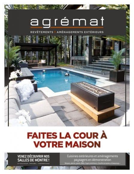 Agremat Cover Feuillet  Promo Printemps 2019