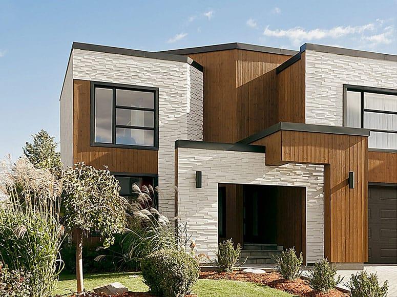 La pierre décorativecomme matériau de revêtement extérieur: une alliée de choix!