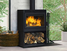 Wood stoves and fireplaces | Foyer Rustique