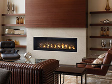 Gas stoves and fireplaces | Foyer Rustique Rustique