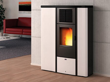 Wood pellet stoves and fireplaces | Foyer Rustique