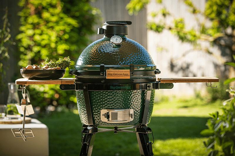 Le barbecue au charbon, de nouveau à la mode?